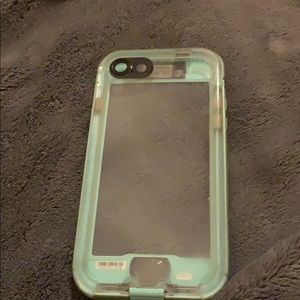 LifeProof Accessories - I phone 7 teal life proof